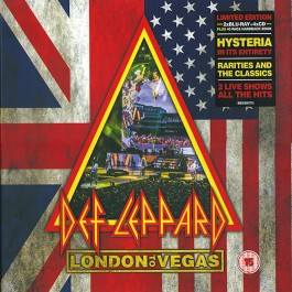 DEF LEPPARD-LONDON TO VEGAS...