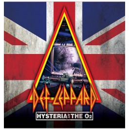 DEF LEPPARD-HYSTERIA LIVE...