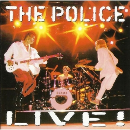 THE POLICE-LIVE CD