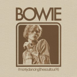 DAVID BOWIE-I'M ONLY...