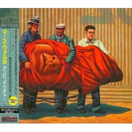 THE MARS VOLTA-AMPUTECHTURE CD