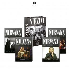 NIRVANA-SPECIAL EDITION BOX...
