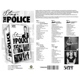 STING AND THE POLICE-BOX...