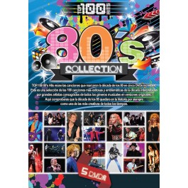 TOP 100 HITS 80´S...