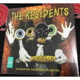THE RESIDENTS-ICKY FLIX:...