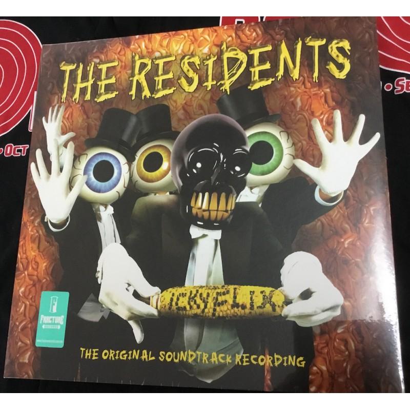 THE RESIDENTS-ICKY FLIX: SOUNDTRACK (2-12INCHES/ORANGE & YELLOW VINYL/GATEFOLD) [RSD DROPS SEP 2020] VINYL  .5013929361416